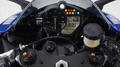 Yamaha YZF-R6 2017, quadro strumenti