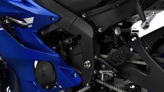 Yamaha YZF-R6 2017, telaio