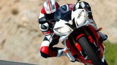Yamaha YZF-R6: la mia moto