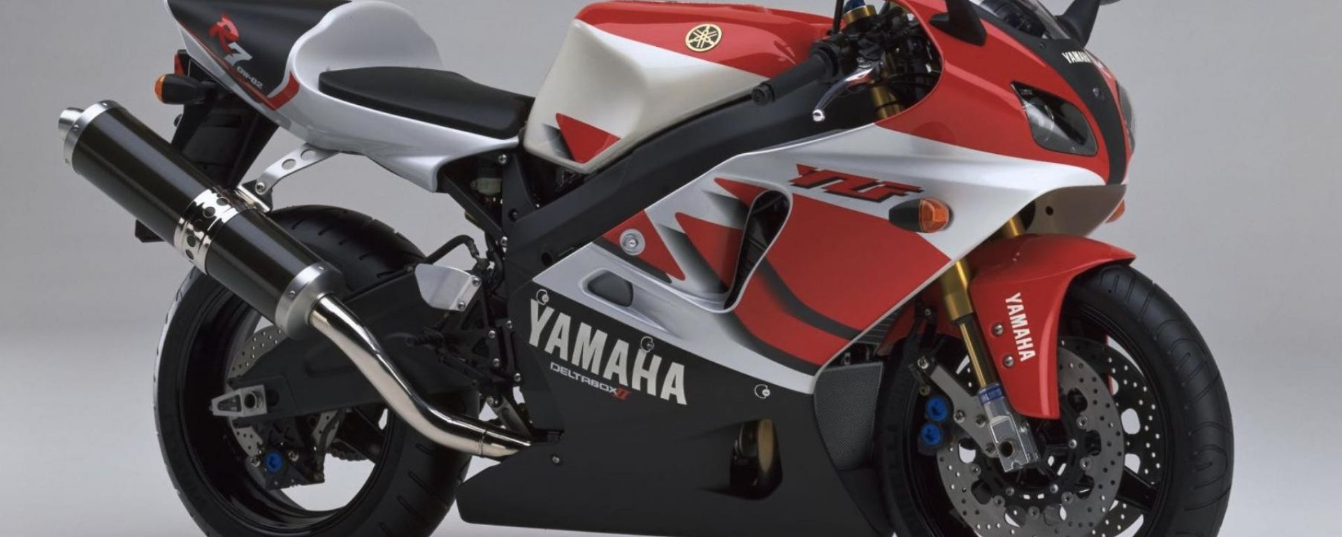 Yamaha YZF-R7: la superbike degli anni 90