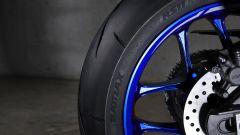 Yamaha YZFR1 2020, gli pneumatici Bridgestone