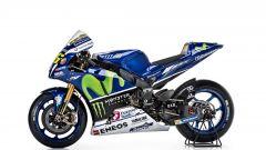 Yamaha YZR-M1 2016, la MotoGP di Rossi e Lorenzo - Immagine: 6