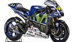 Yamaha YZR-M1 2016, la MotoGP di Rossi e Lorenzo - Immagine: 9