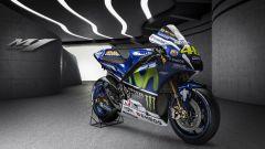 Yamaha YZR-M1 2016, la MotoGP di Rossi e Lorenzo - Immagine: 1