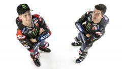 Yamaha YZR-M1 2021 - Maverick Vinales e Fabio Quartararo