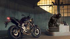 Yamaha MT-07 - Immagine: 2