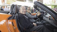 Yamamoto and Matano - Mazda MX-5 30th Anniversary - Parco Dora - Torino