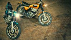 Yamaha SR 400 Bronco & Stallion - Immagine: 4