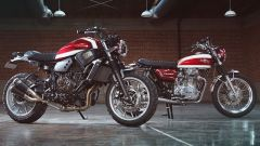 Yamaha Yard Builts, ecco i modelli like father like son - Immagine: 1