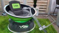 Yaw VR: la postazione da gioco robotizzata