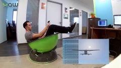 Yaw VR ruota a 360° e raggiunge i 50° di inclinazione