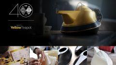 Yellow Teapot, presentazione