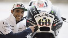 MotoGP 2018: Yonny Hernandez al via nei test di Sepang con la Yamaha Tech 3
