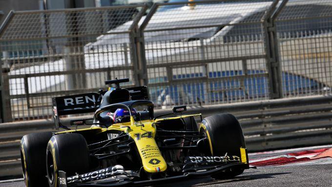 Young Drivers Test F1 Abu Dhabi 2020, Yas Marina: Fernando Alonso (Renault Sport F1)