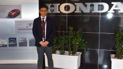 Yusuke Kondo, il nuovo presidente di Honda Italia