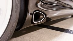 Zagato Alfa Romeo TZ3, dettaglio degli scarichi laterali - Courtesy: TSG Autohaus