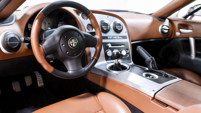Zagato Alfa Romeo TZ3, gli interni - Courtesy: TSG Autohaus