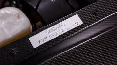 Zagato Alfa Romeo TZ3, la targa identificativa dell'esemplare - Courtesy: TSG Autohaus