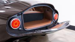 Zagato Alfa Romeo TZ3, l'apertura del bagagliaio - Courtesy: TSG Autohaus