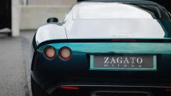 Zagato Iso Rivolta GTZ, il retro
