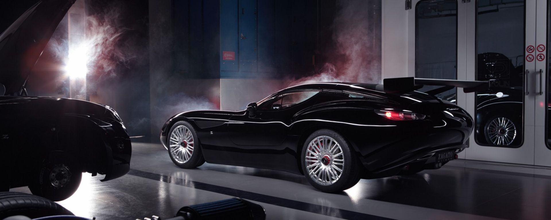 Zagato Mostro powered by Maserati
