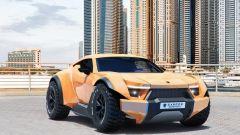 Zarooq Sand Racer 500 GT, nel deserto a tutto gas - Immagine: 7
