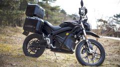 Zero DSR Black Forest: rispetto alla scrambler ha tutto il necessario per i viaggi all'avventura
