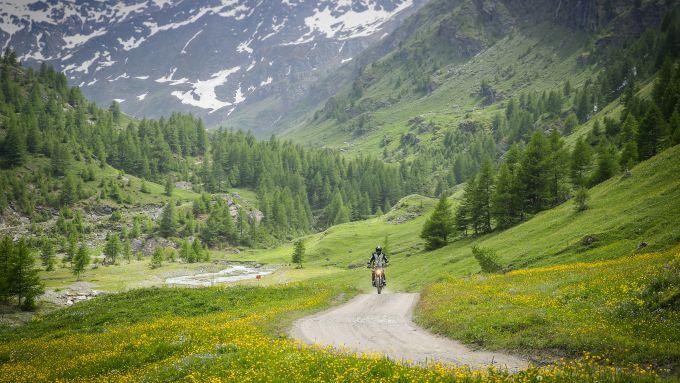 Zero FX Nature Experience: la Valle Argentera, sopra Sestriere