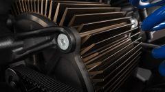 Zero Motorcycle DS ZF 14.4 ecco il motore in grado si sviluppare 109 Nm di coppia