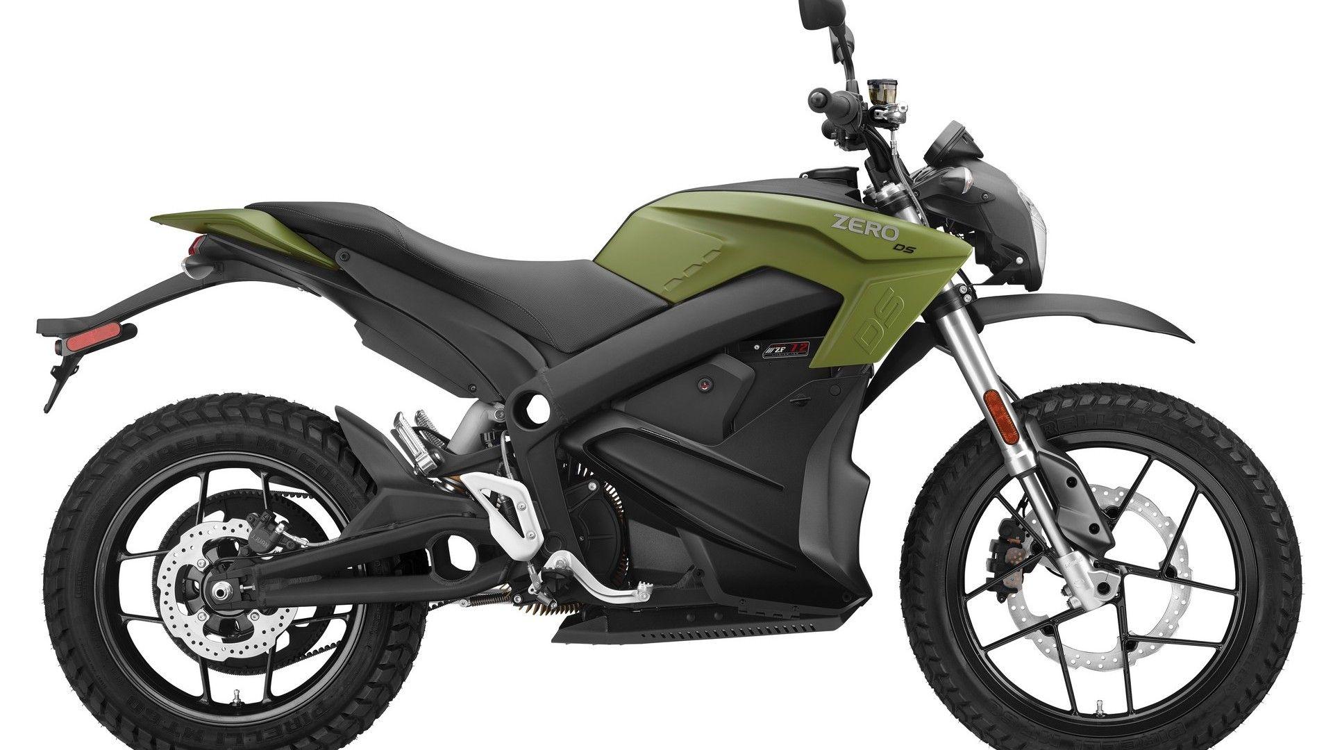 Zero Motorcycles DS ZF 6.5 2017 prezzo, informazioni