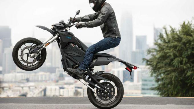 Zero Motorcycle FX-S