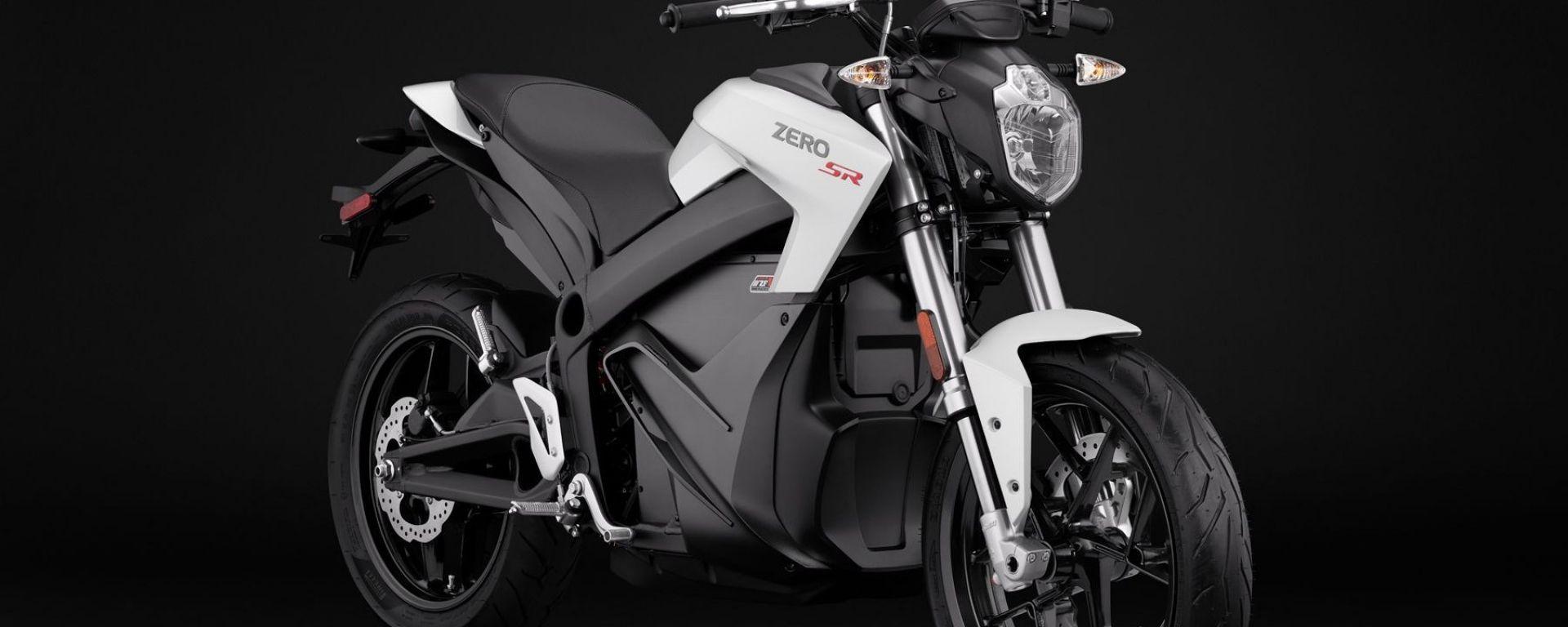 Zero Motorcycle Zero SR