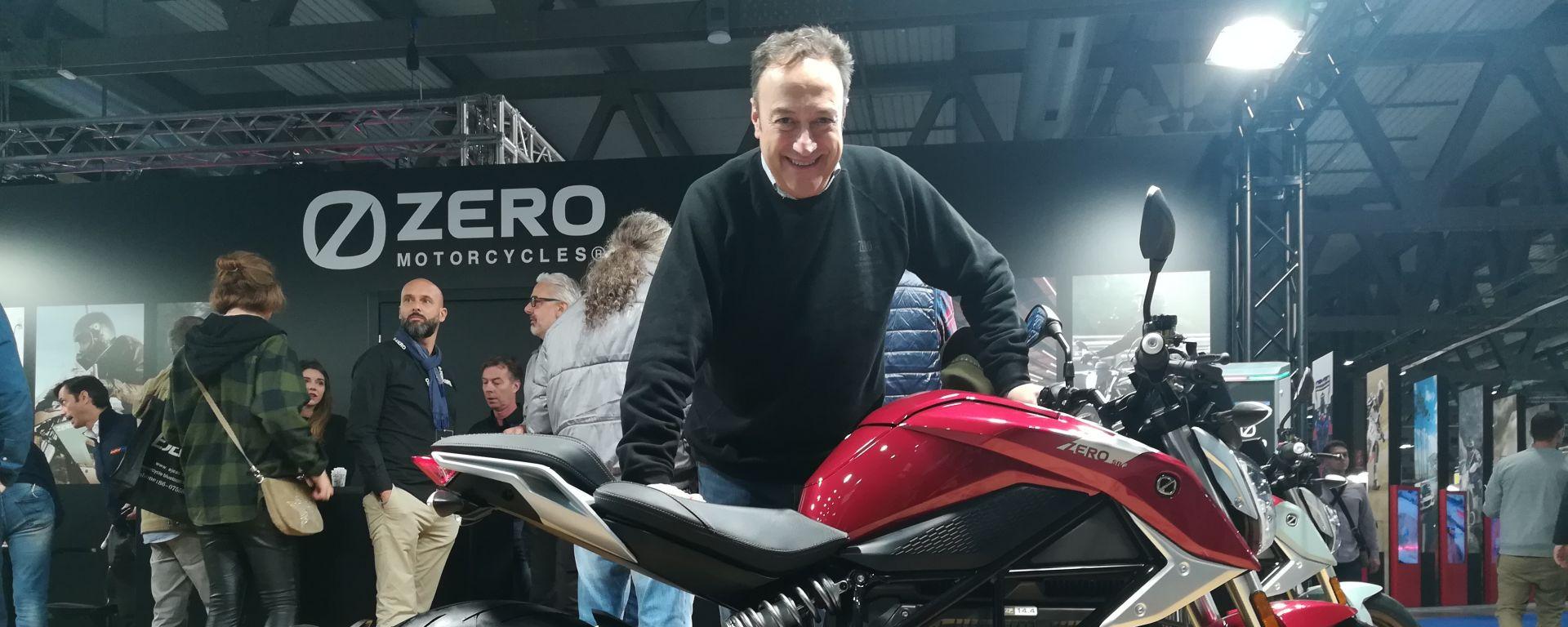Zero Motorcycles a EICMA 2019