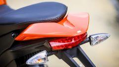 Zero Motorcycles DS 6.5: dettaglio del codino