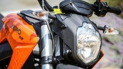 Zero Motorcycles DS 6.5: il faro