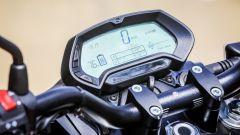 Zero Motorcycles DS 6.5: il quadro strumenti