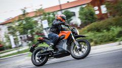 Zero Motorcycles DS 6.5: le sospensioni sono Showa