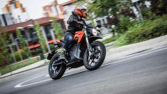 Zero Motorcycles DS 6.5: un momento del test