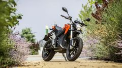 Zero Motorcycles DS 6.5: vista 3/4 anteriore