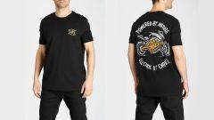 Zero Motorcycles e Pando Moto, le magliette della collezione