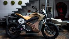 Zero Motorcycles Extravega, tra arte e green mobility - Immagine: 1
