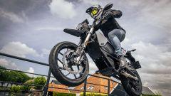 Zero FXE 2021: la motard elettrica in video