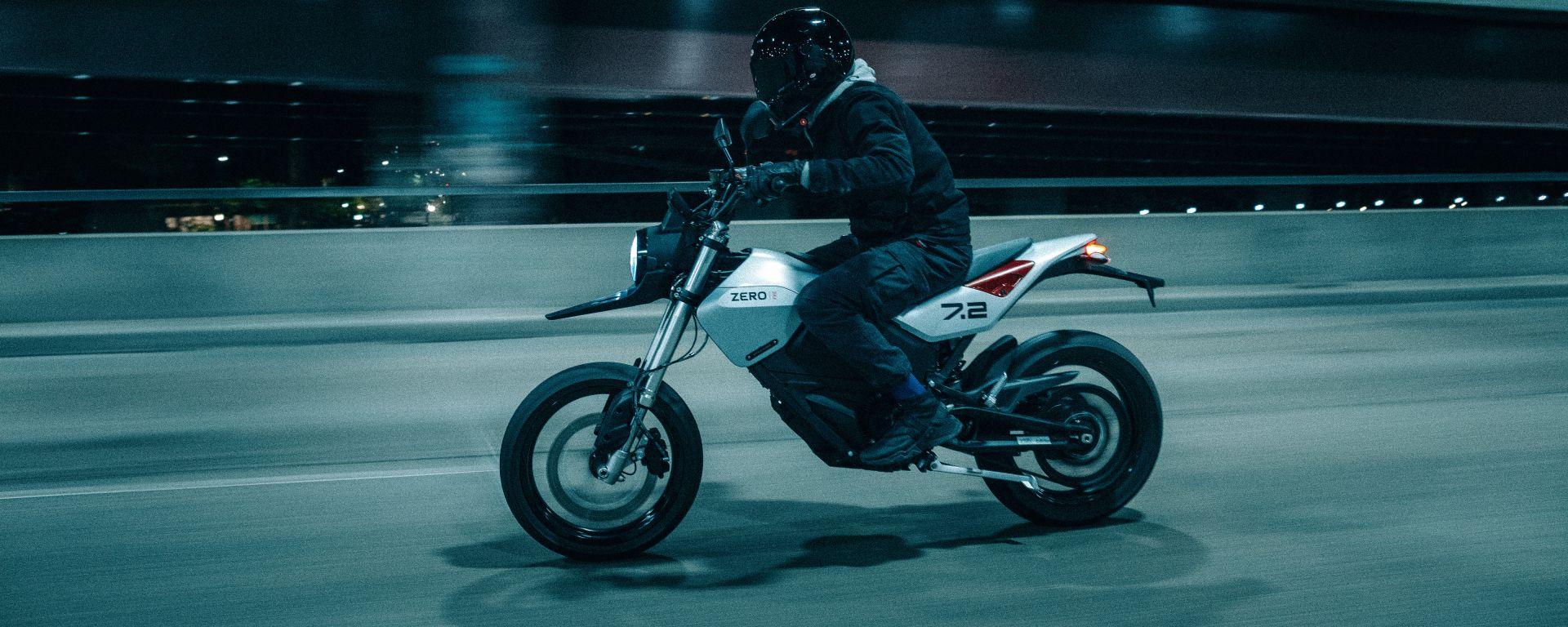 Zero Motorcycles FXE 2021