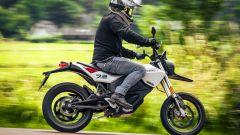 Zero Motorcycles: la nuova motard elettrica FXE 2021