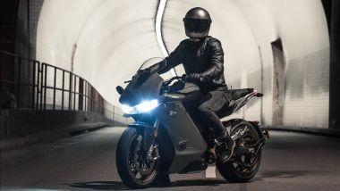 Zero Motorcycles: la SR/S