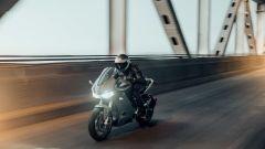 Zero Motorcycles: la Zero SRS