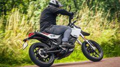 Zero Motorcycles presenta la FXE 2021