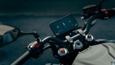 Zero Motorcycles: S, DS, DSR e FX guadagnano il nuovo display TFT da 5''