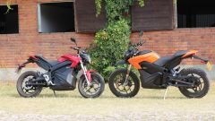 Zero Motorcycles SR e DS - Immagine: 1