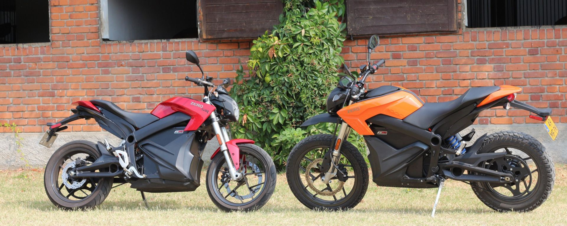 Zero Motorcycles SR e DS